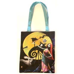 90's Disney Nightmare Before Christmas tote bag